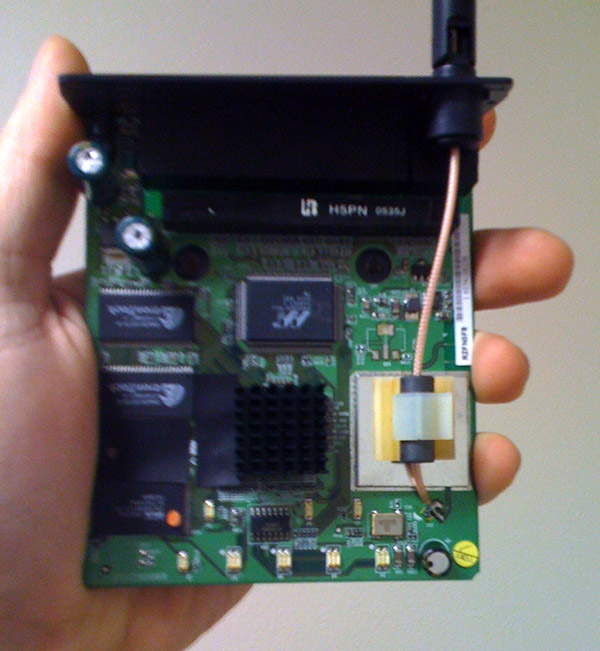 how to get inside belkin router